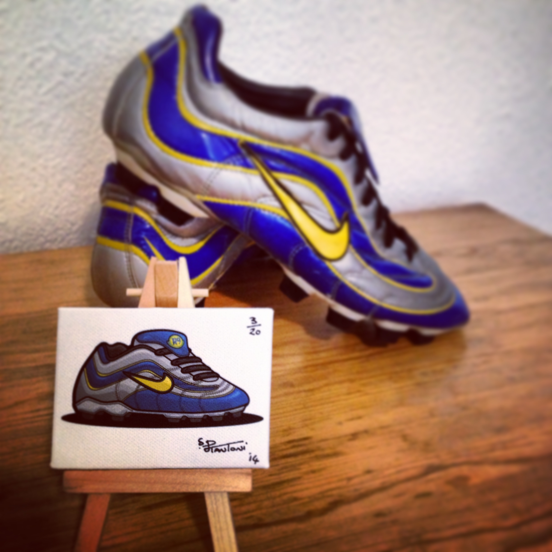 19865f39a Nike Mercurial R9 1998 – Boots Vault