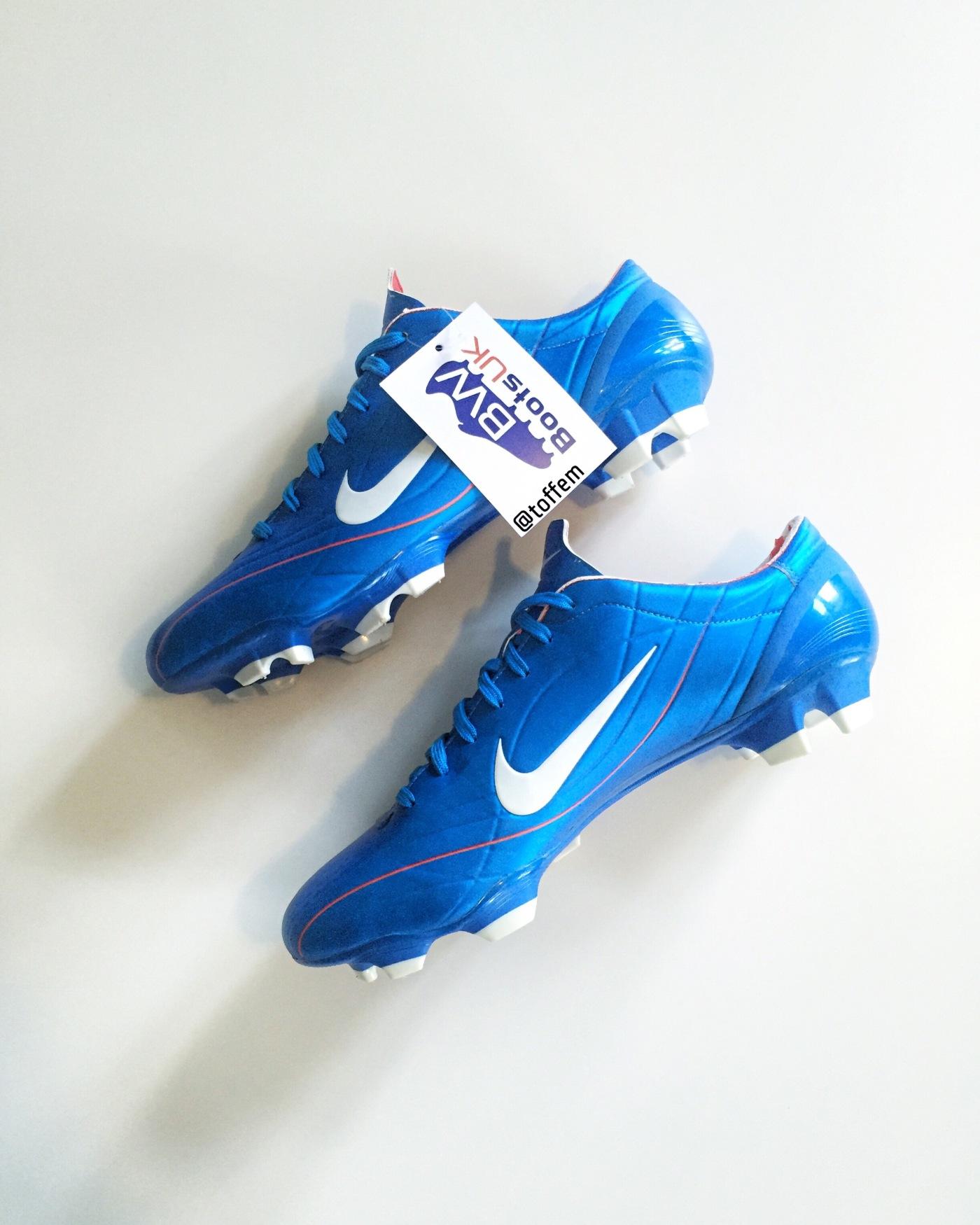 "wholesale dealer 3ab0f 59d1f Nike Mercurial Vapor II Fg ""Photo blue"""
