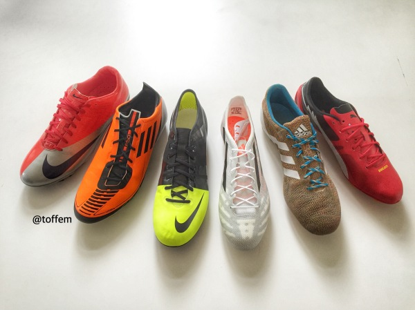 605ccc28f Speed Boots! Some of ...