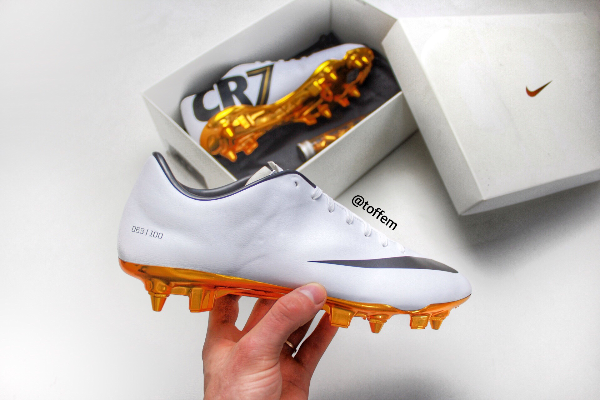 Cristiano Ronaldo won the 3rd Ballon d Or for the season 2014 and again Nike  didn t let us down by releasing the next boot – Nike Mercurial Superfly IV  CR ... ff7a7a36afe05